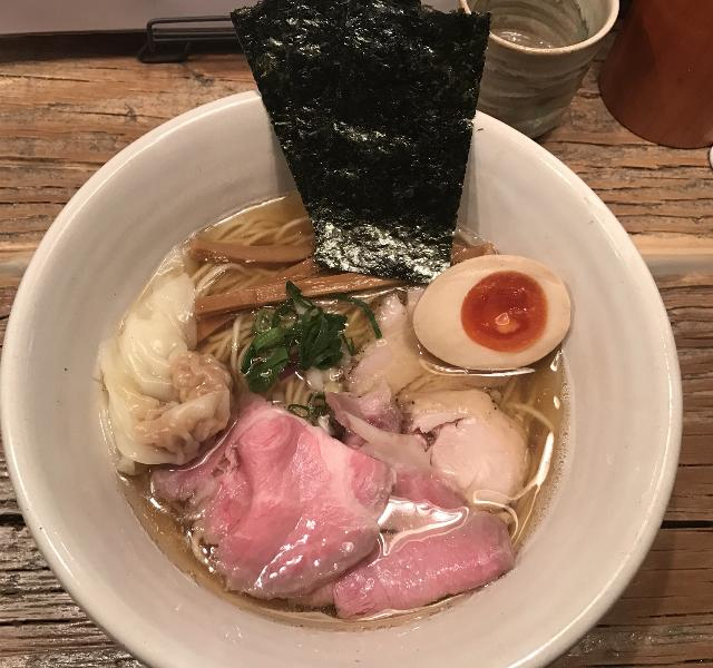 Homemade Ramen 麦苗(東京)